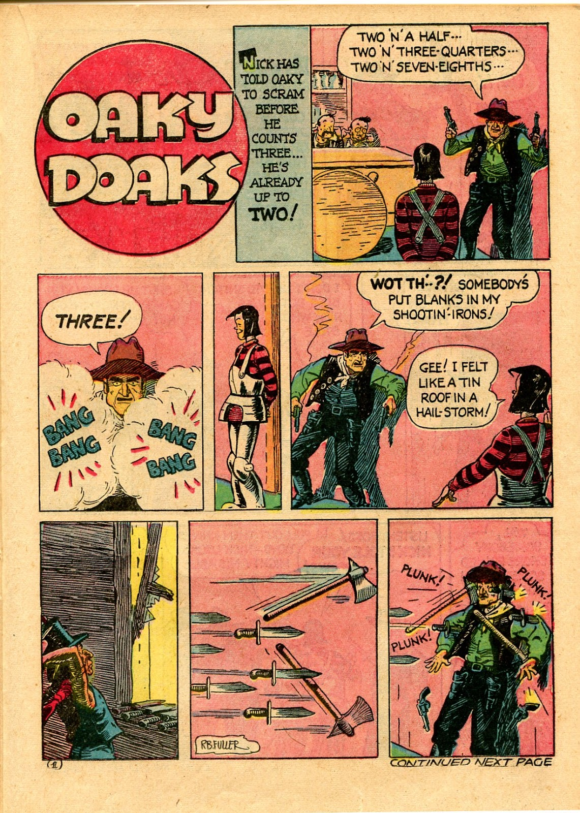 Read online Famous Funnies comic -  Issue #101 - 43