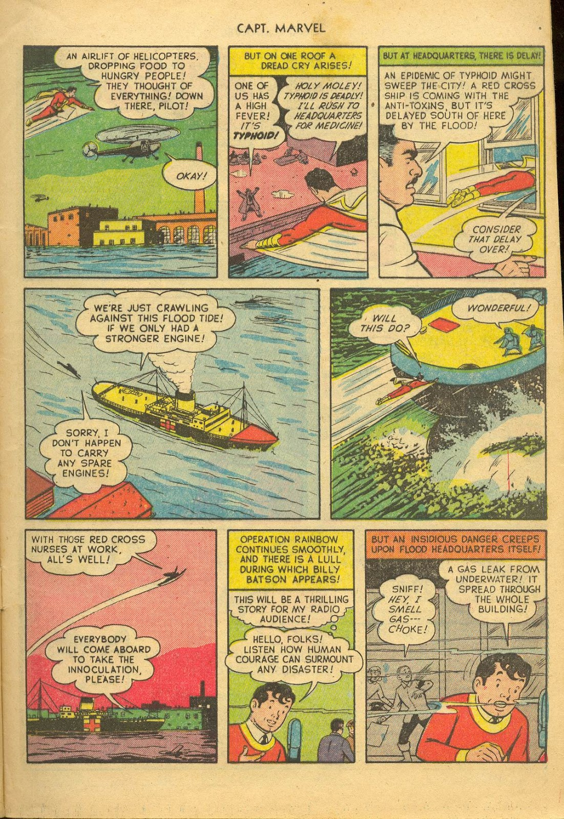Captain Marvel Adventures issue 132 - Page 9