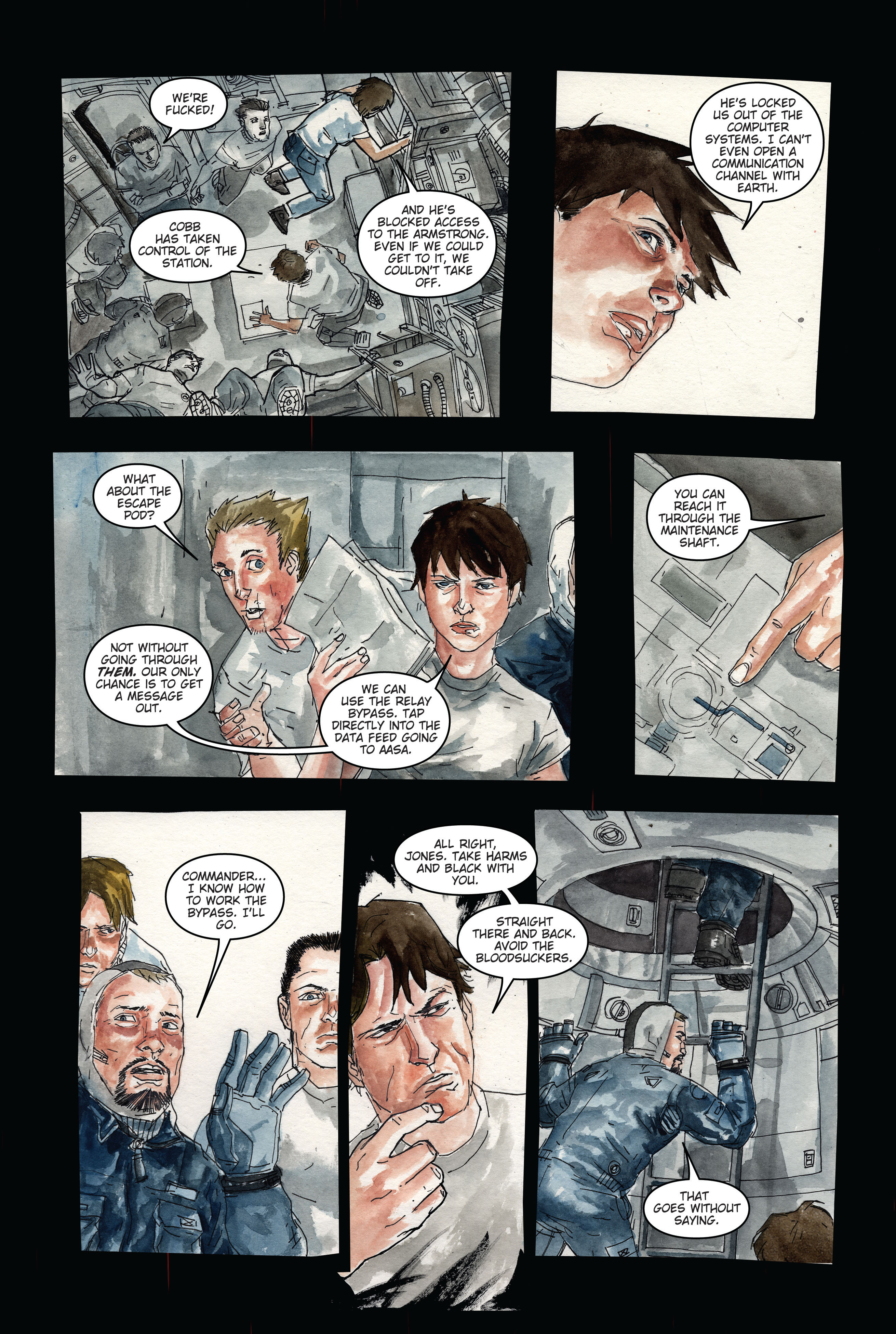 30 Days of Night: Dead Space 3 Page 2