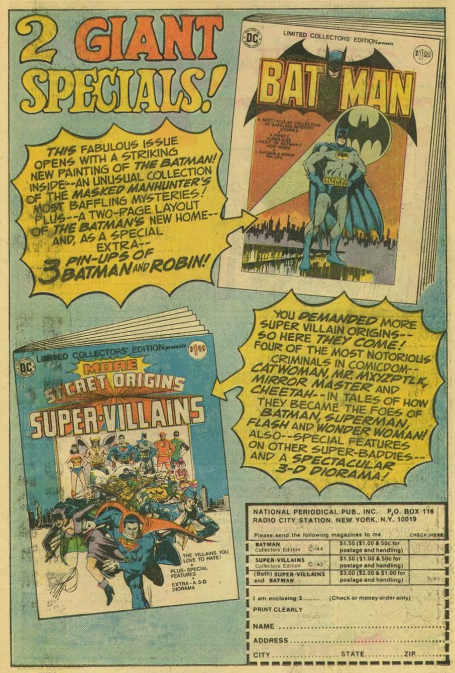 Read online Adventure Comics (1938) comic -  Issue #445 - 19