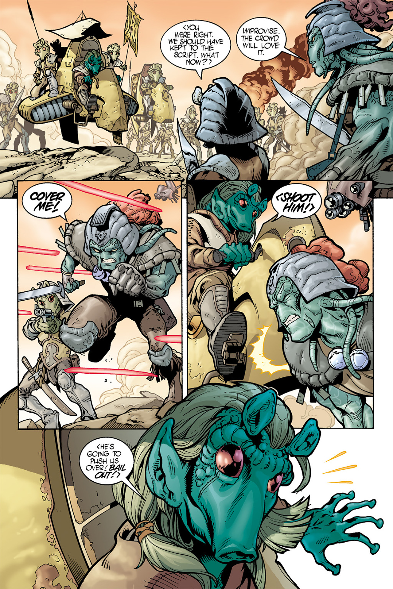 Read online Star Wars Omnibus comic -  Issue # Vol. 10 - 371