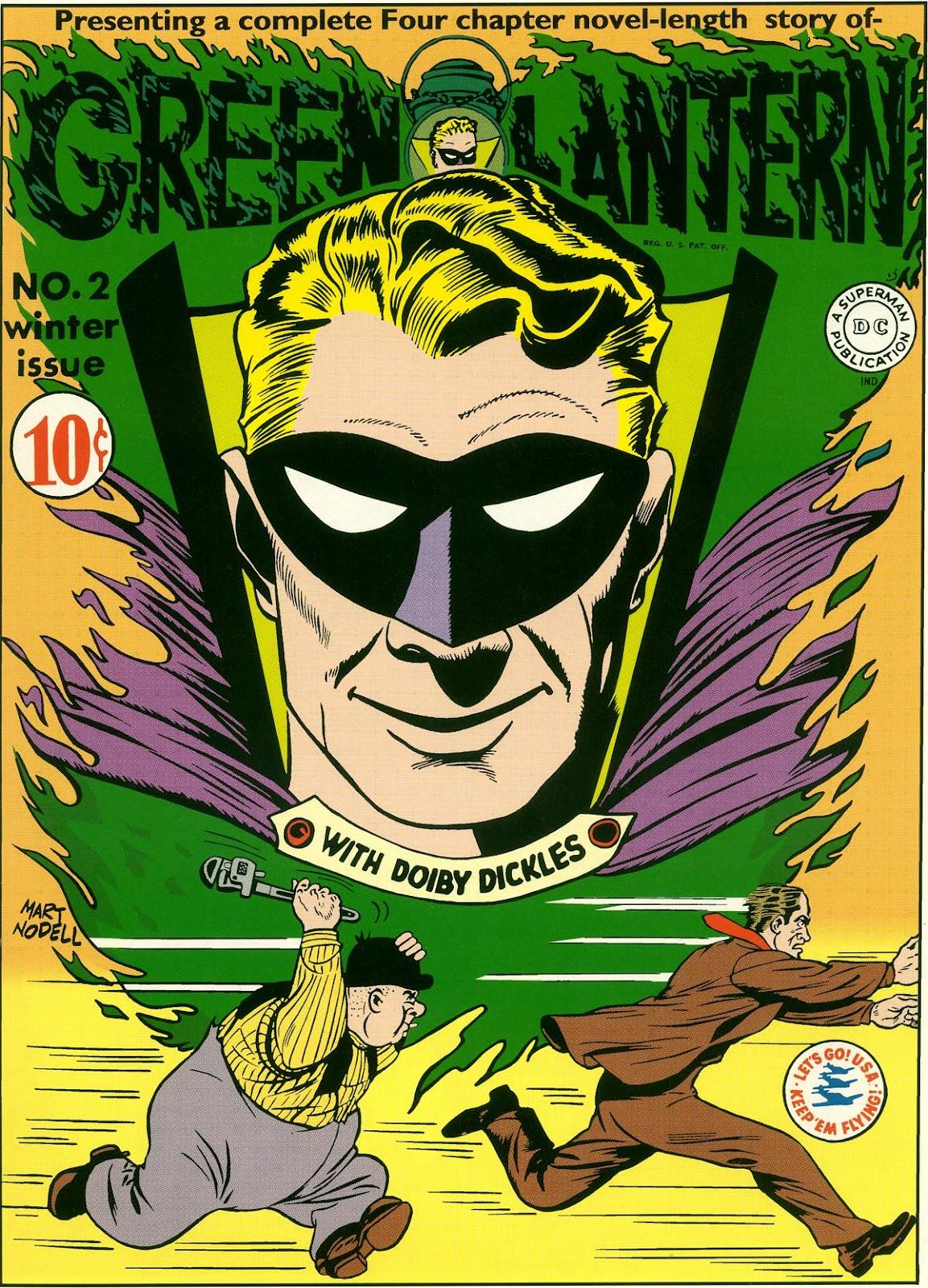 Green Lantern (1941) issue 2 - Page 1