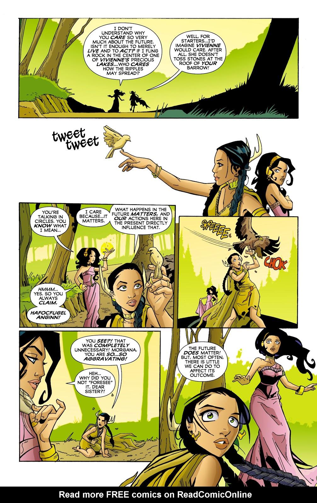 Madame Xanadu issue 20 - Page 10