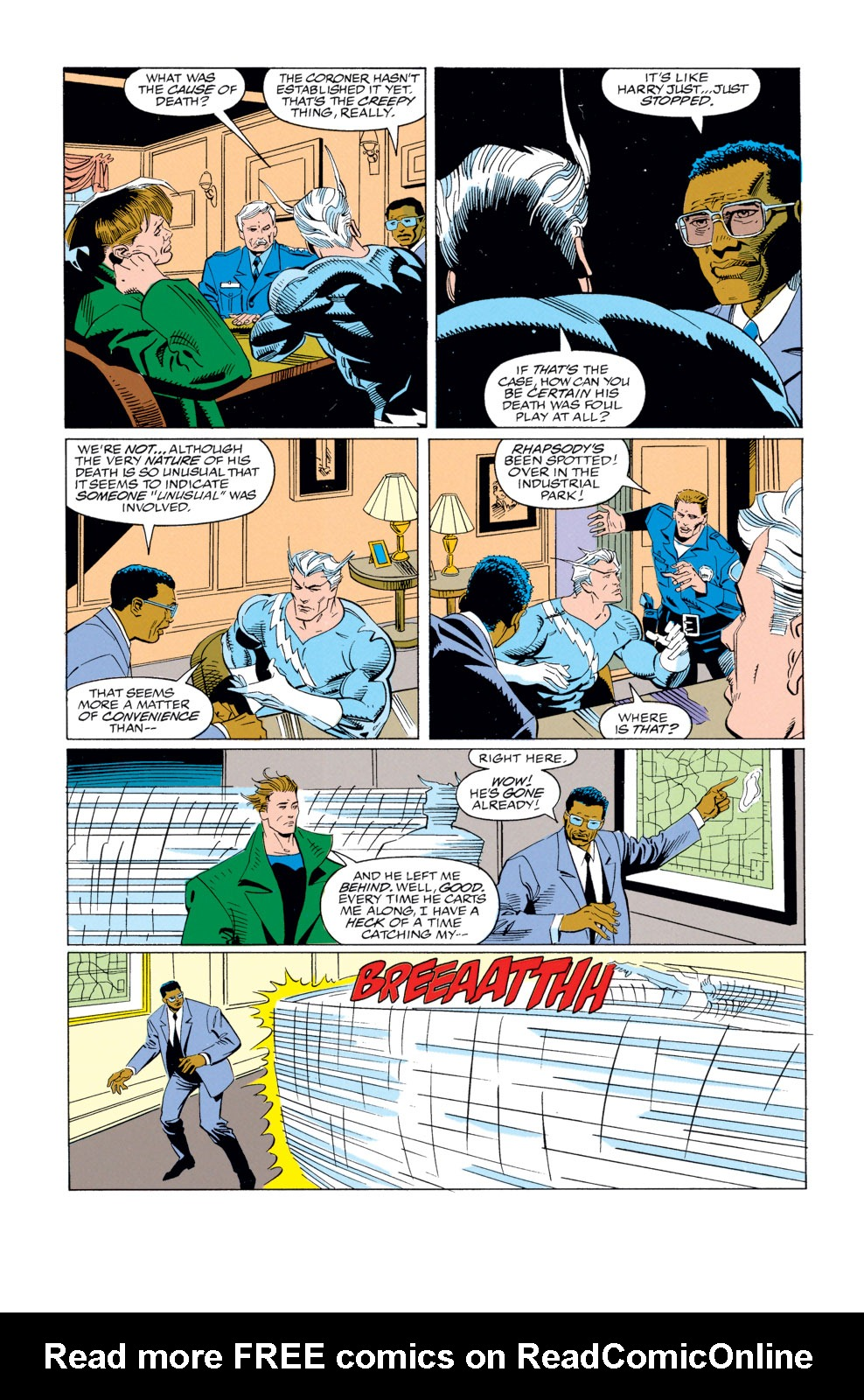 Read online X-Factor (1986) comic -  Issue #79 - 16
