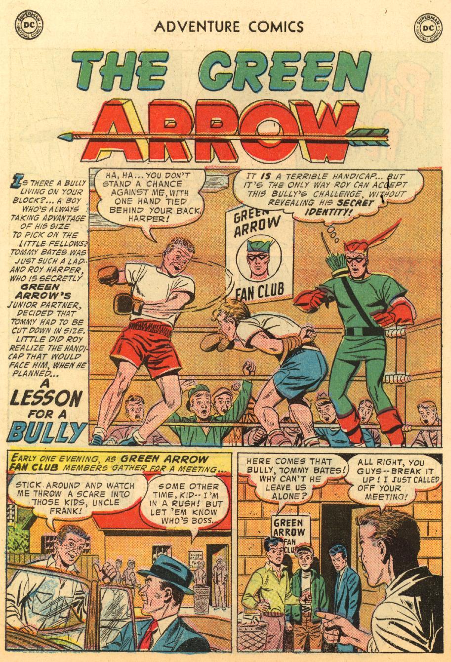 Read online Adventure Comics (1938) comic -  Issue #233 - 28