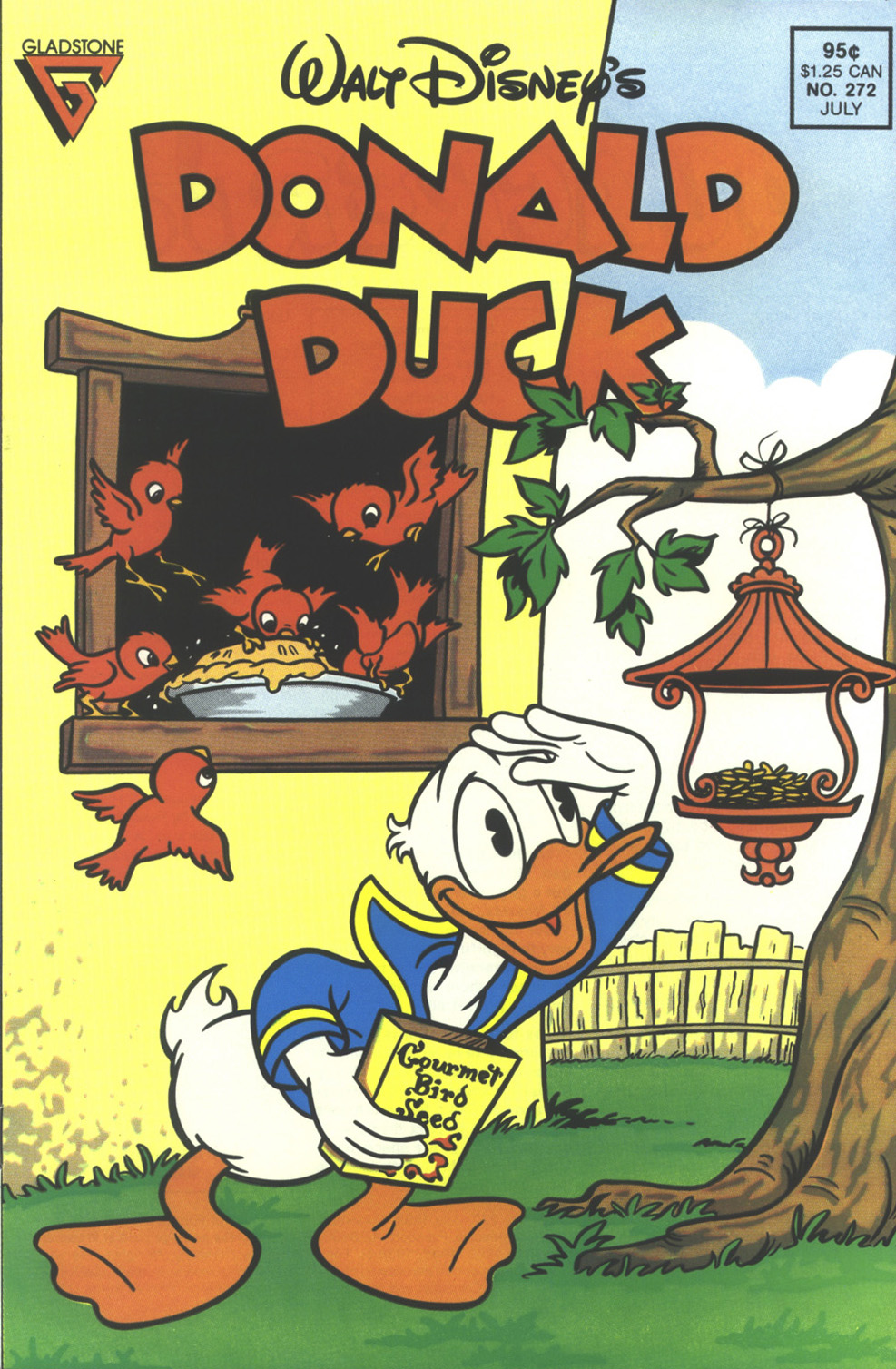 Walt Disney's Donald Duck (1986) issue 272 - Page 1