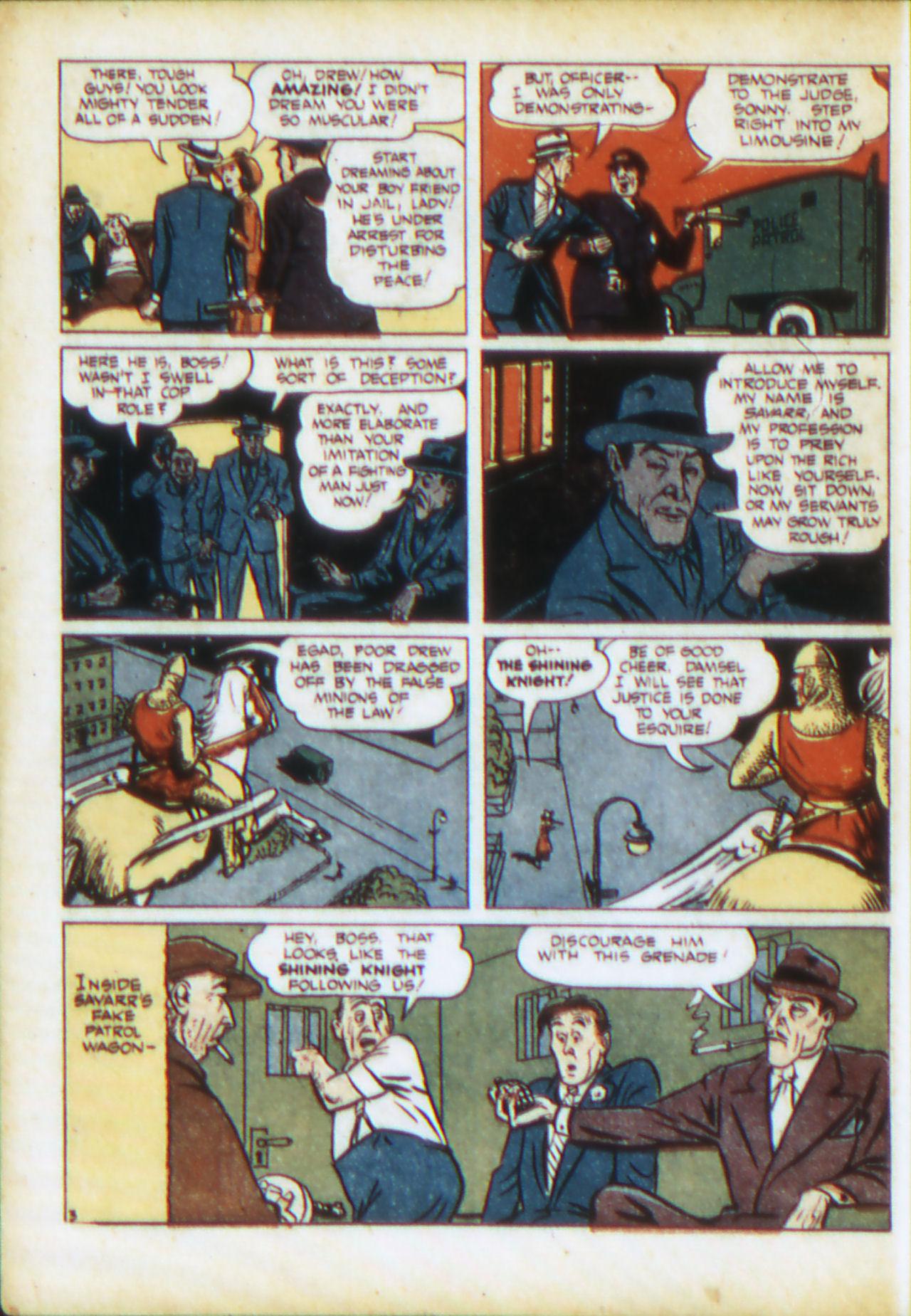 Read online Adventure Comics (1938) comic -  Issue #71 - 21