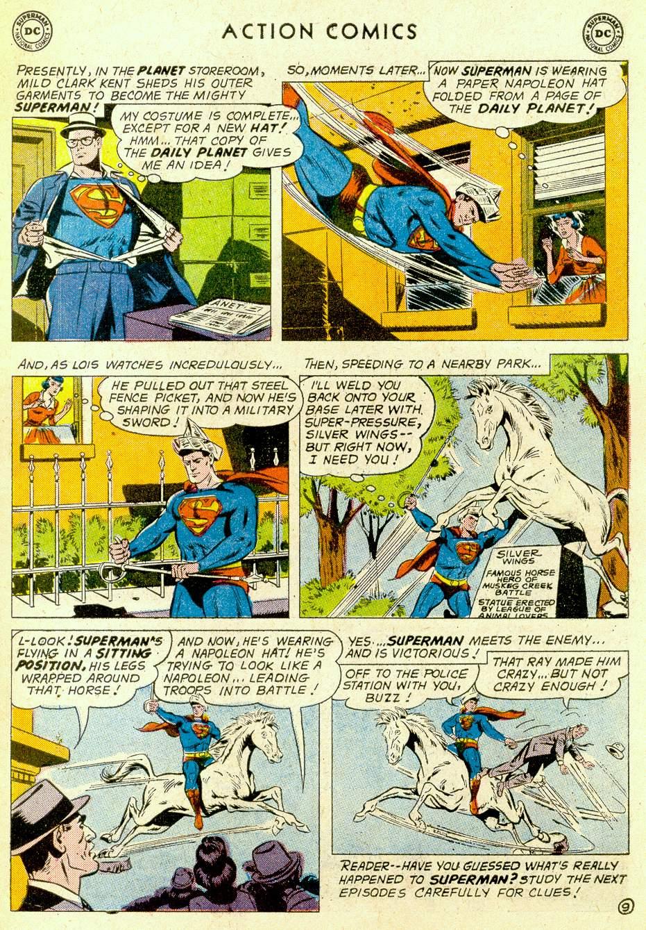 Action Comics (1938) 275 Page 10