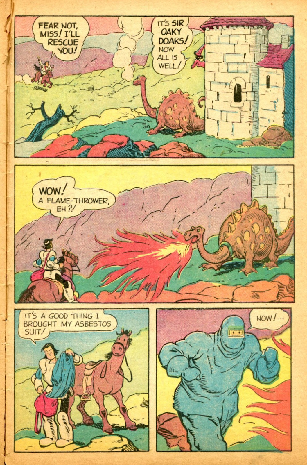 Read online Famous Funnies comic -  Issue #151 - 45