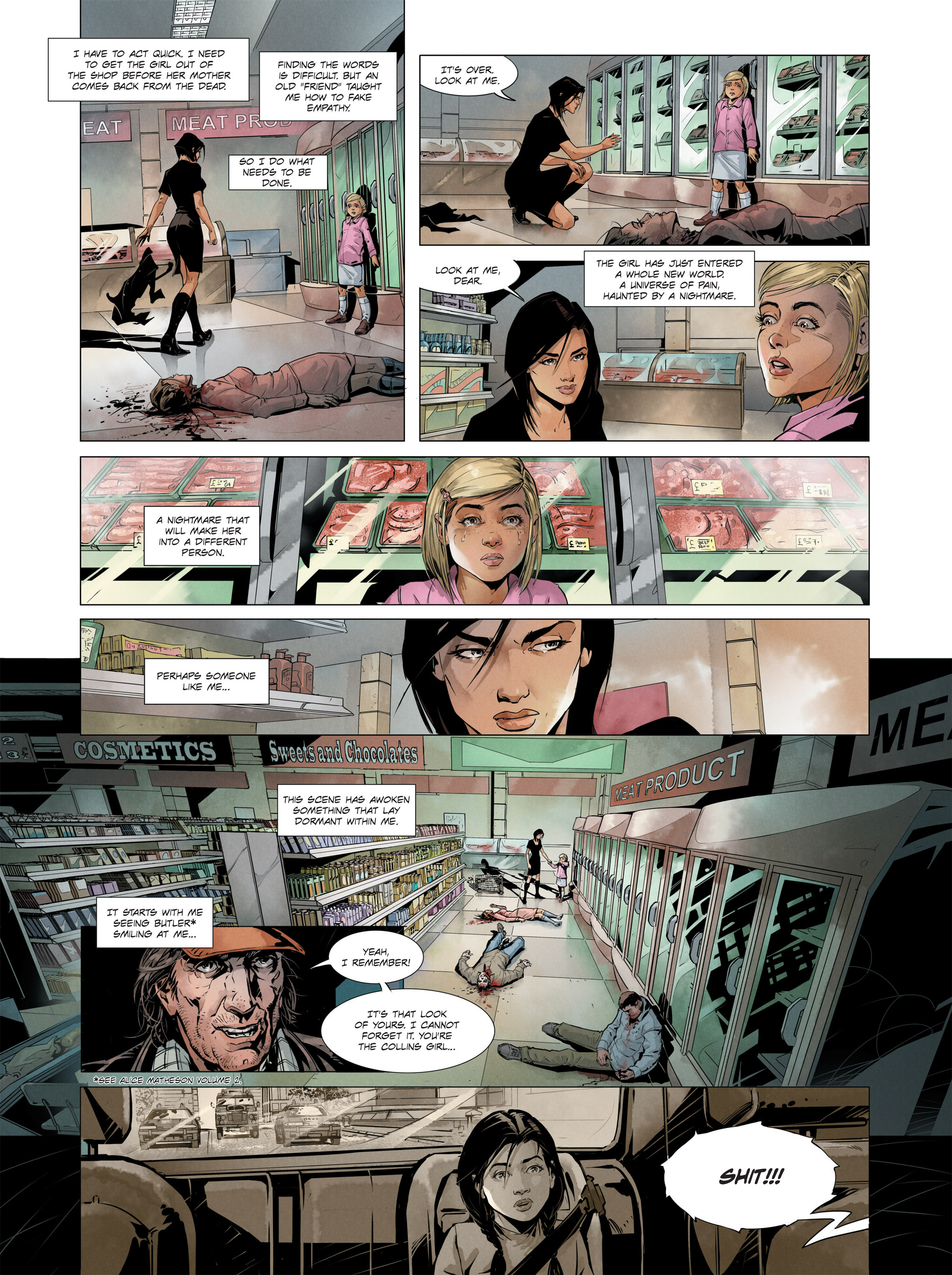Read online Alice Matheson comic -  Issue #3 - 15