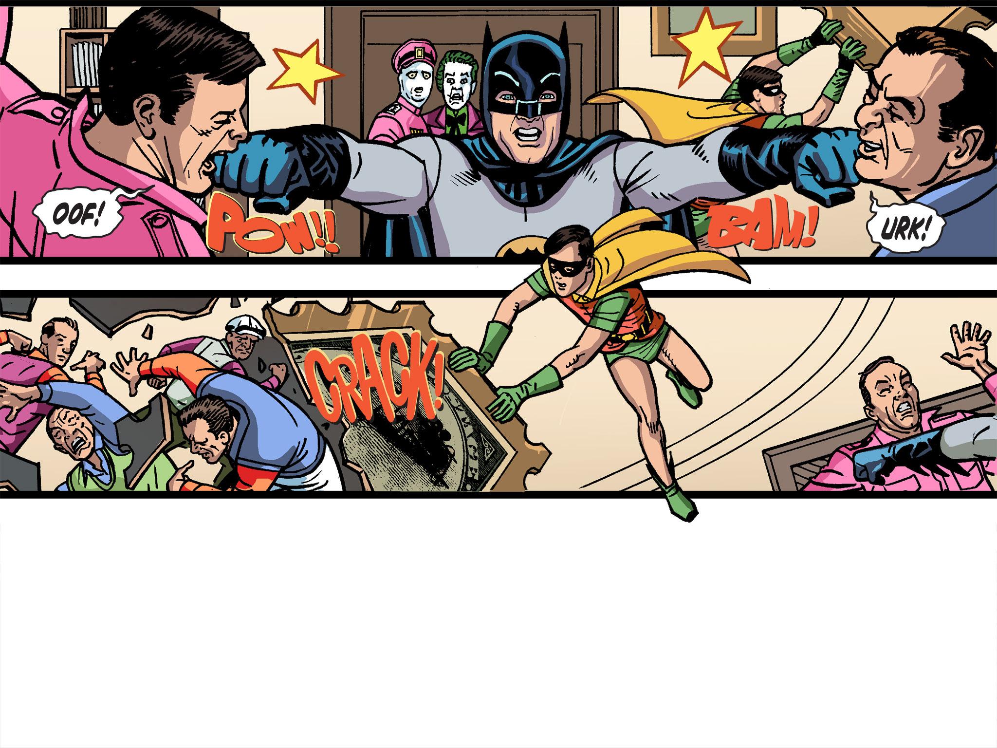 Read online Batman '66 Meets the Green Hornet [II] comic -  Issue #4 - 103