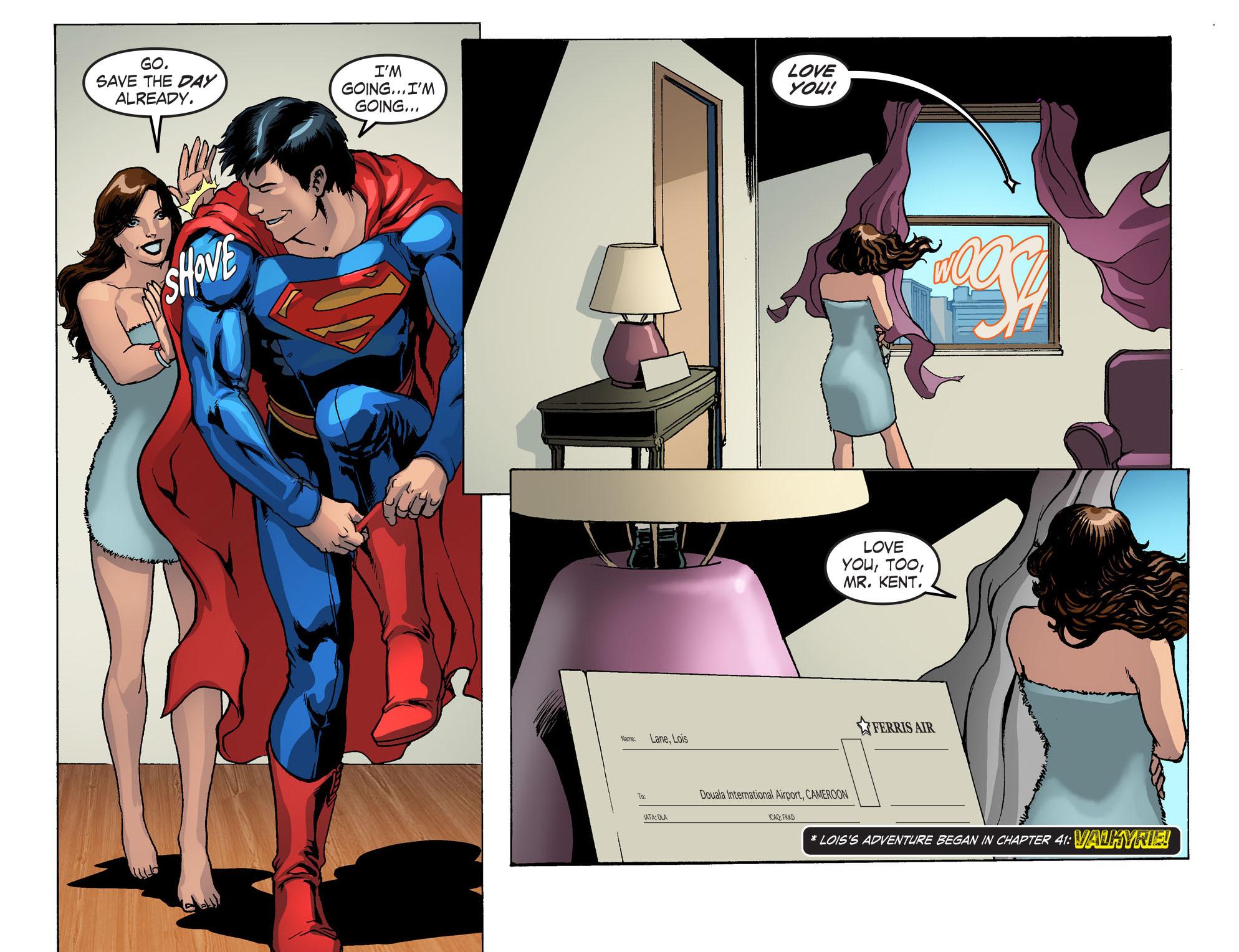 Read online Smallville: Season 11 comic -  Issue #42 - 16