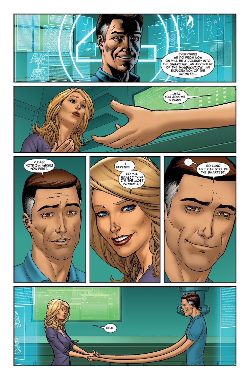 Read online Fantastic Four: Season One comic -  Issue # TPB - 62