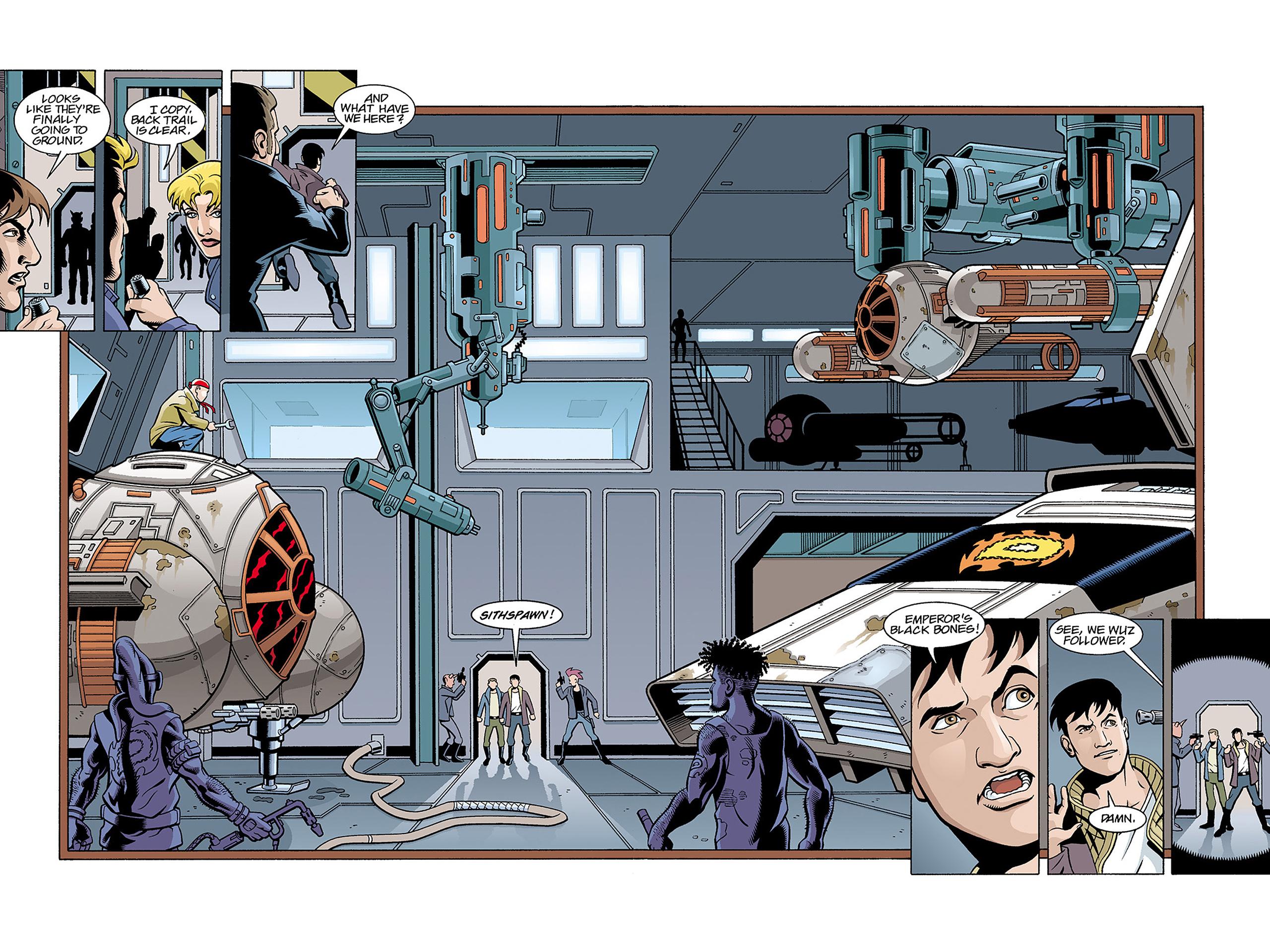Read online Star Wars Omnibus comic -  Issue # Vol. 3 - 218