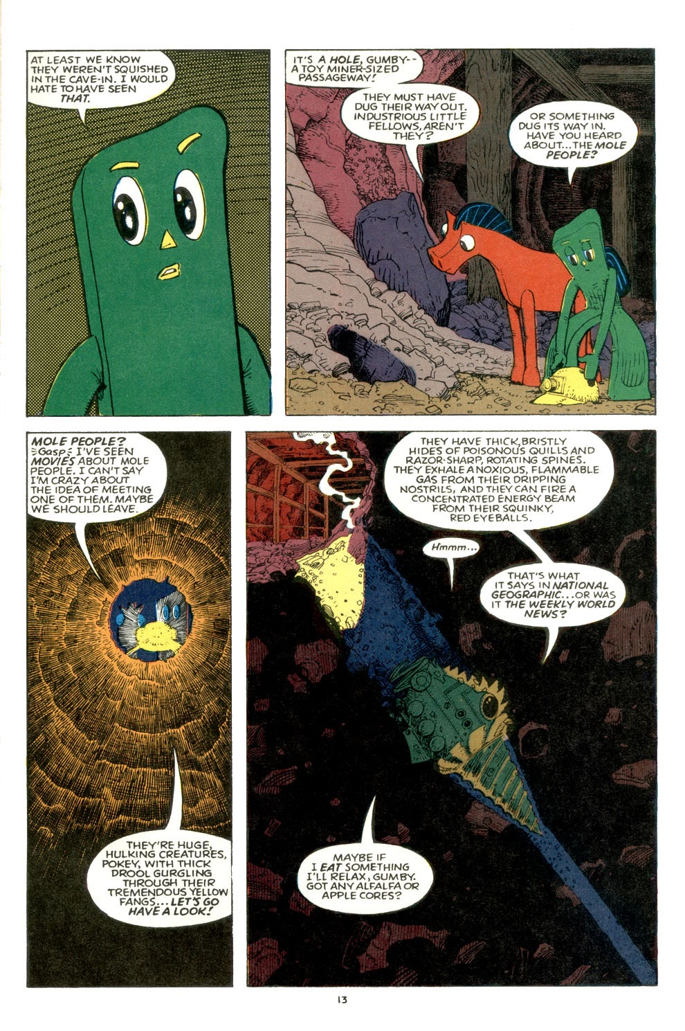 Gumby's Winter Fun Special issue Full - Page 15