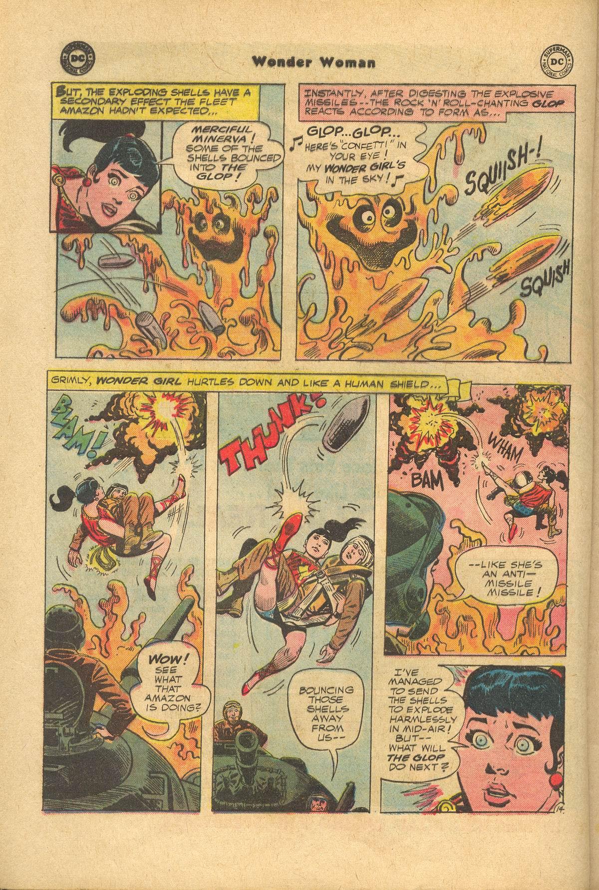 Read online Wonder Woman (1942) comic -  Issue #151 - 20