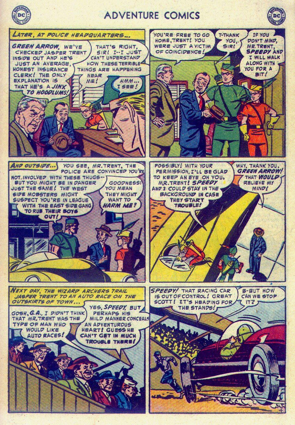 Read online Adventure Comics (1938) comic -  Issue #201 - 37