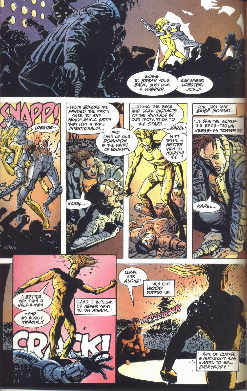 Read online Twilight comic -  Issue #3 - 41