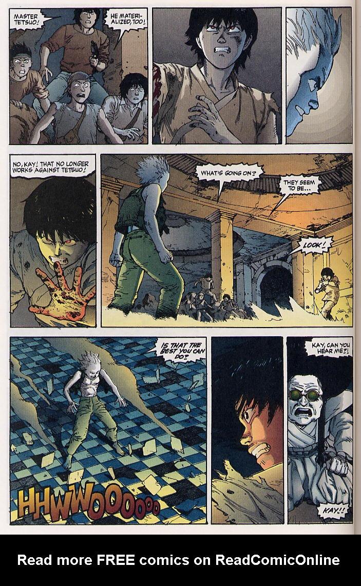 Read online Akira comic -  Issue #32 - 55