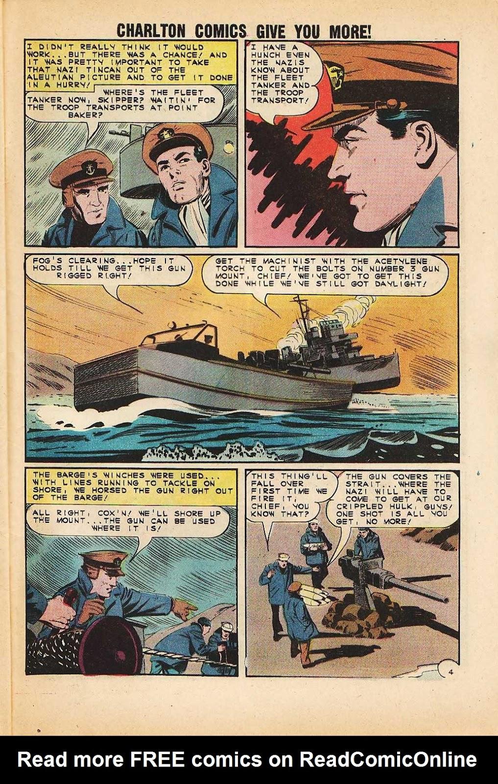 Read online Fightin' Navy comic -  Issue #116 - 29