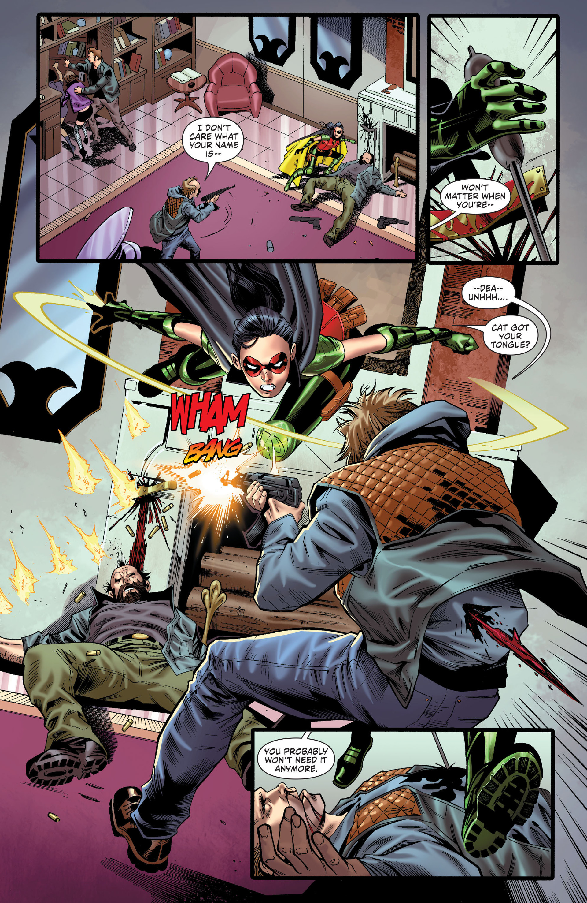 Read online Worlds' Finest comic -  Issue # _Annual 1 - 10