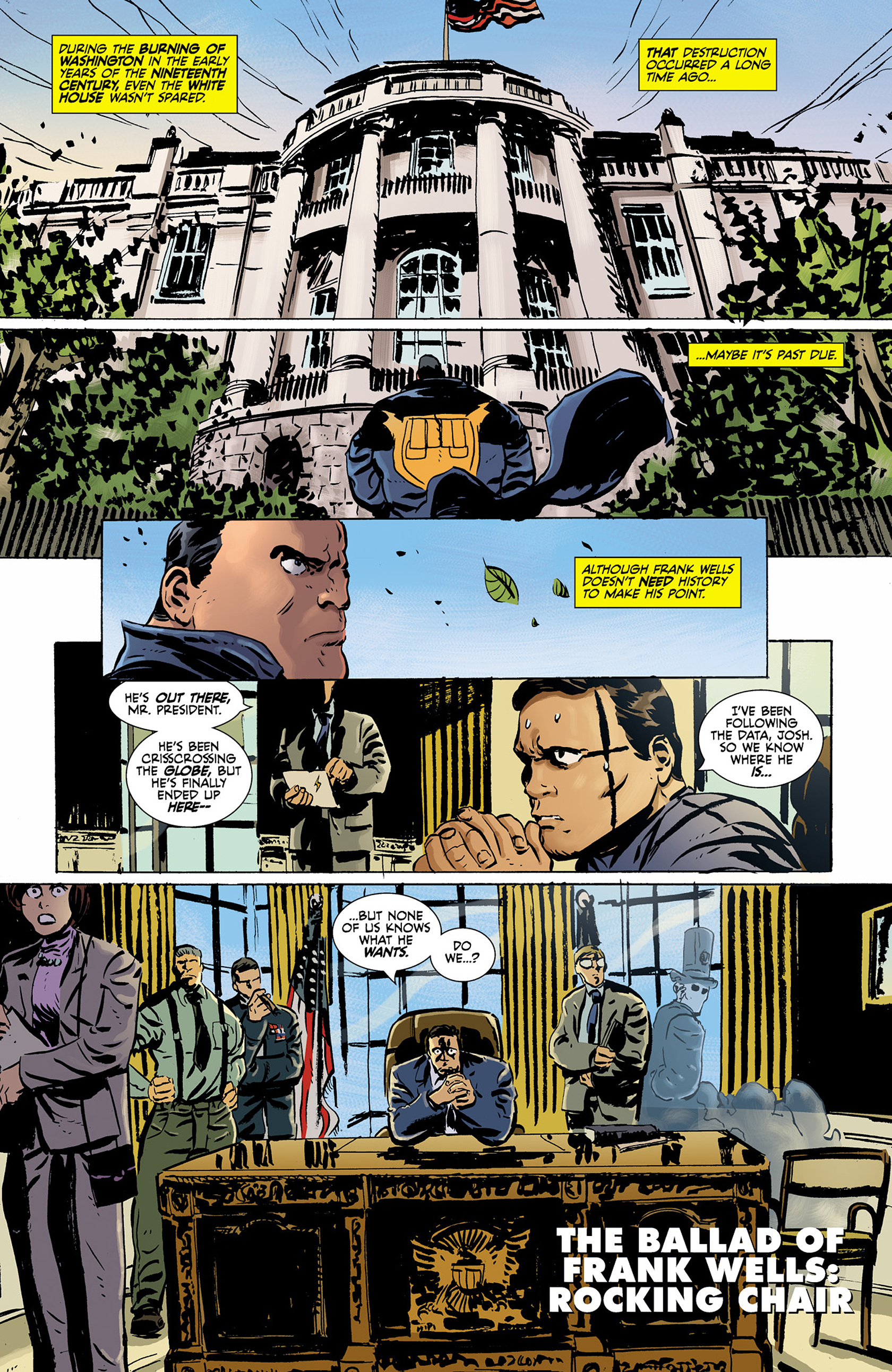 Read online Catalyst Comix comic -  Issue #9 - 18