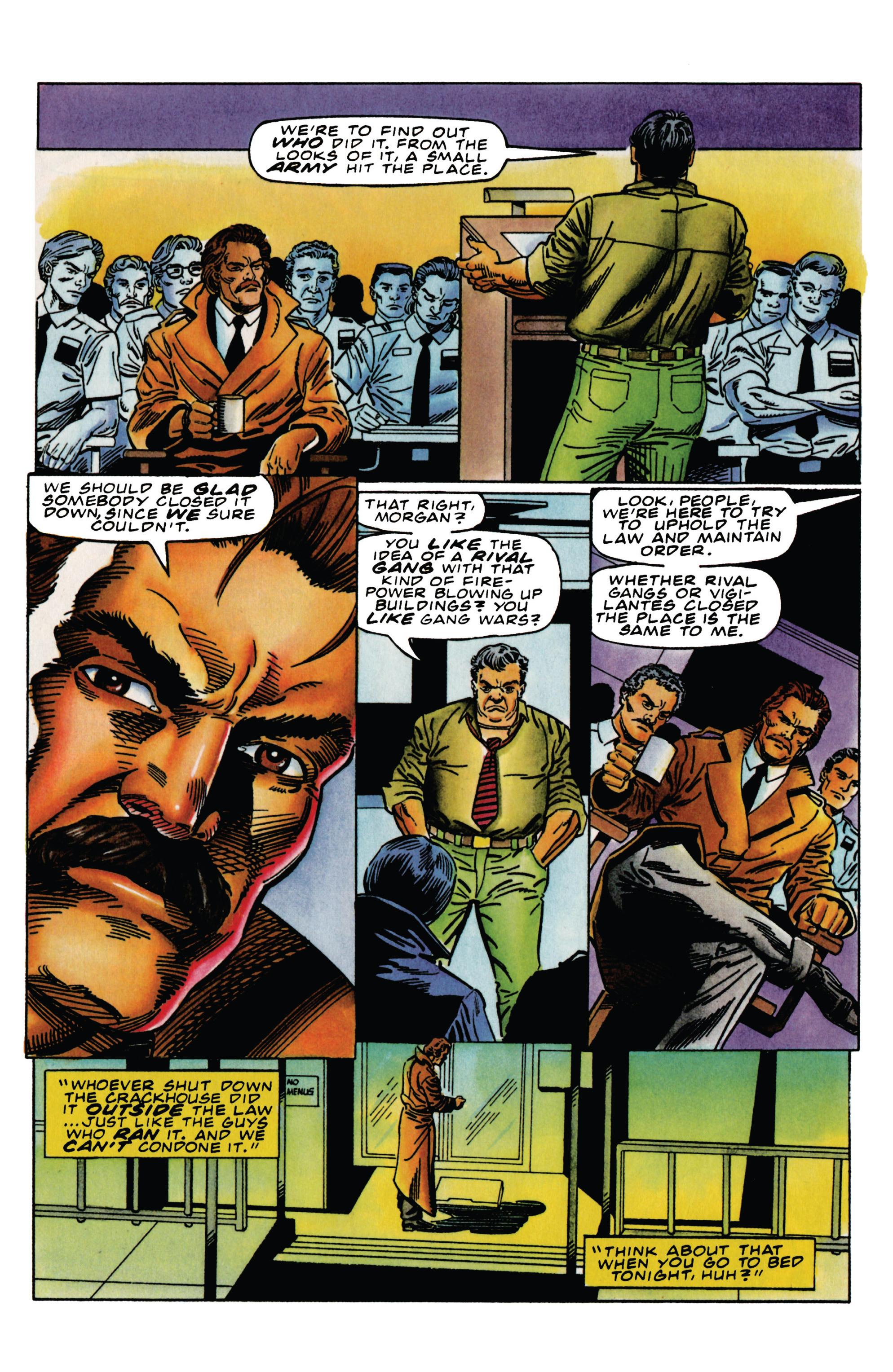 Read online Eternal Warrior (1992) comic -  Issue #29 - 11