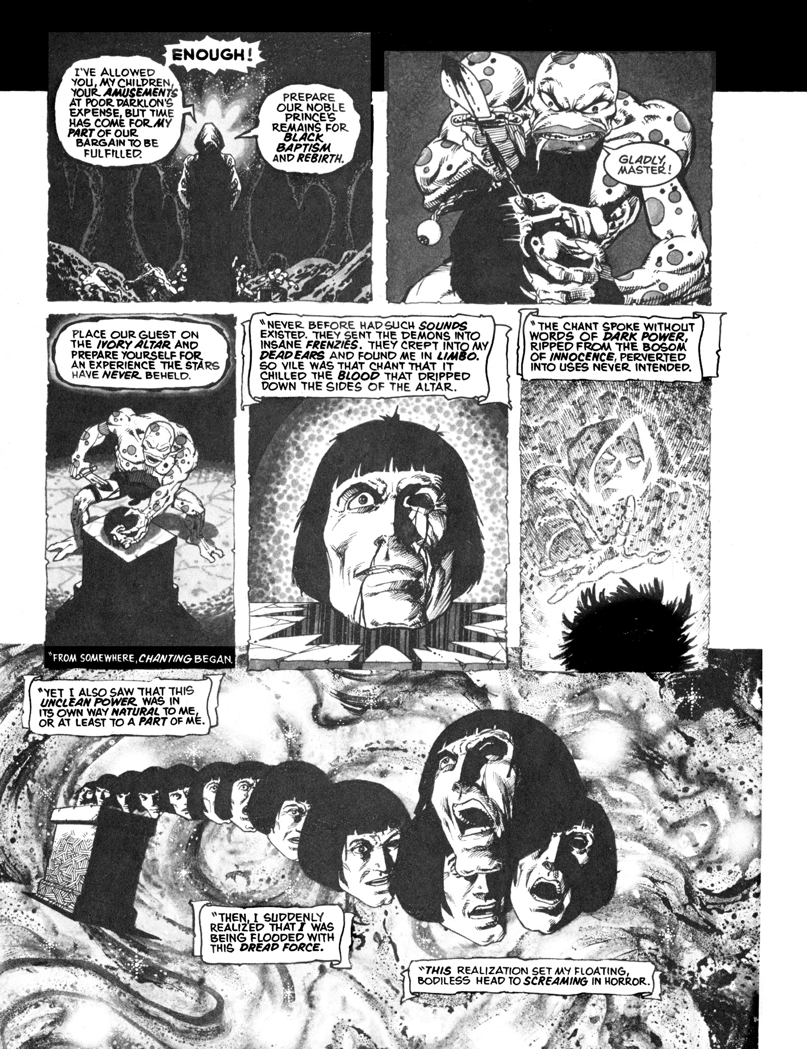Read online Eerie Archives comic -  Issue # TPB 16 - 265