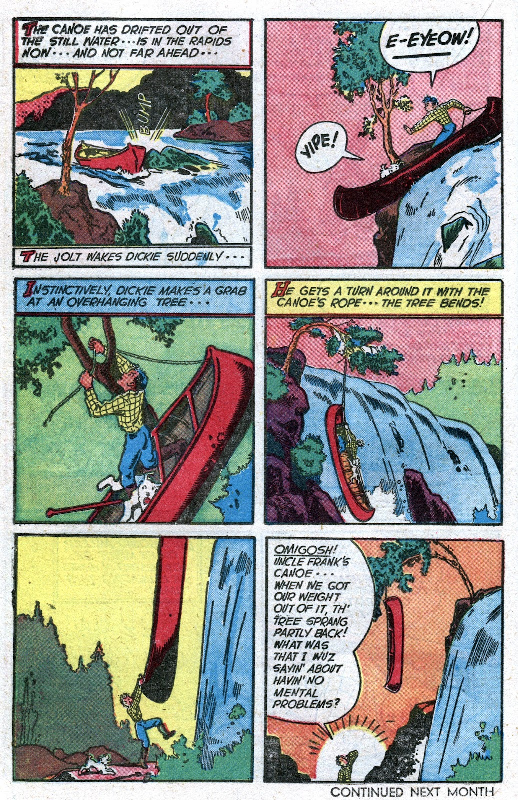 Read online Famous Funnies comic -  Issue #157 - 34