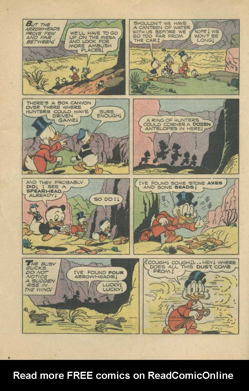 Read online Uncle Scrooge (1953) comic -  Issue #7 - 8