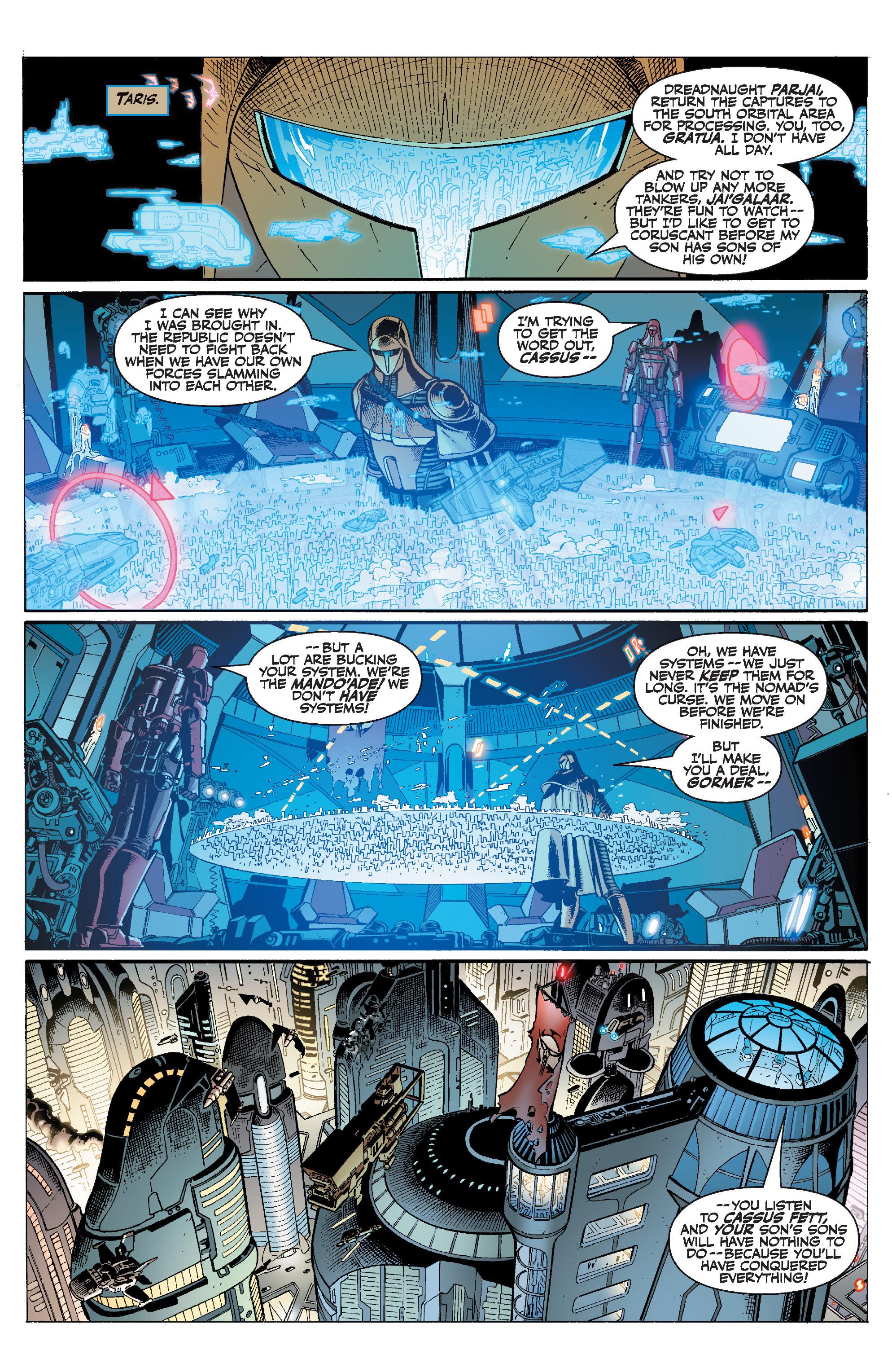 Read online Star Wars Omnibus comic -  Issue # Vol. 32 - 99