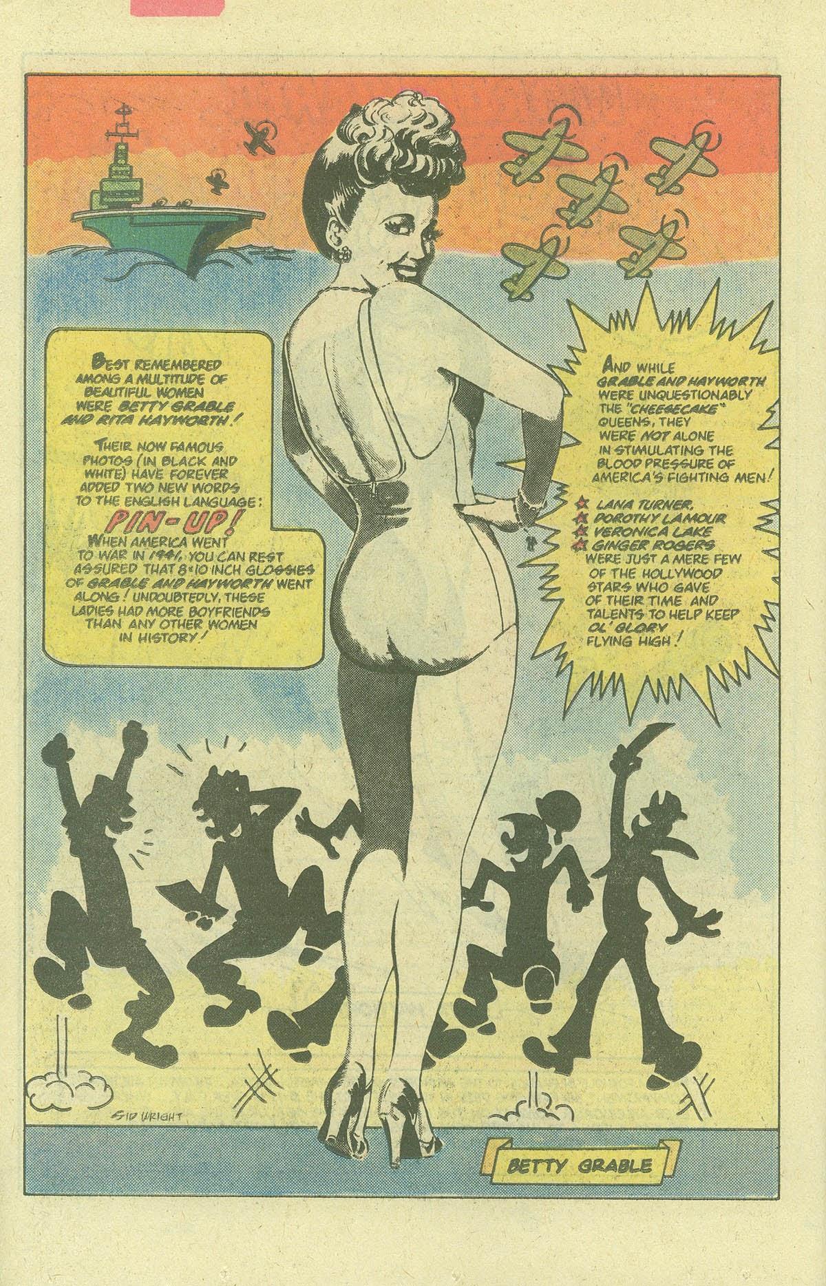 Read online Sgt. Rock comic -  Issue #380 - 25
