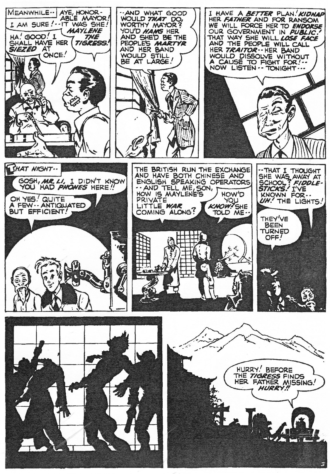 Read online Men of Mystery Comics comic -  Issue #83 - 205