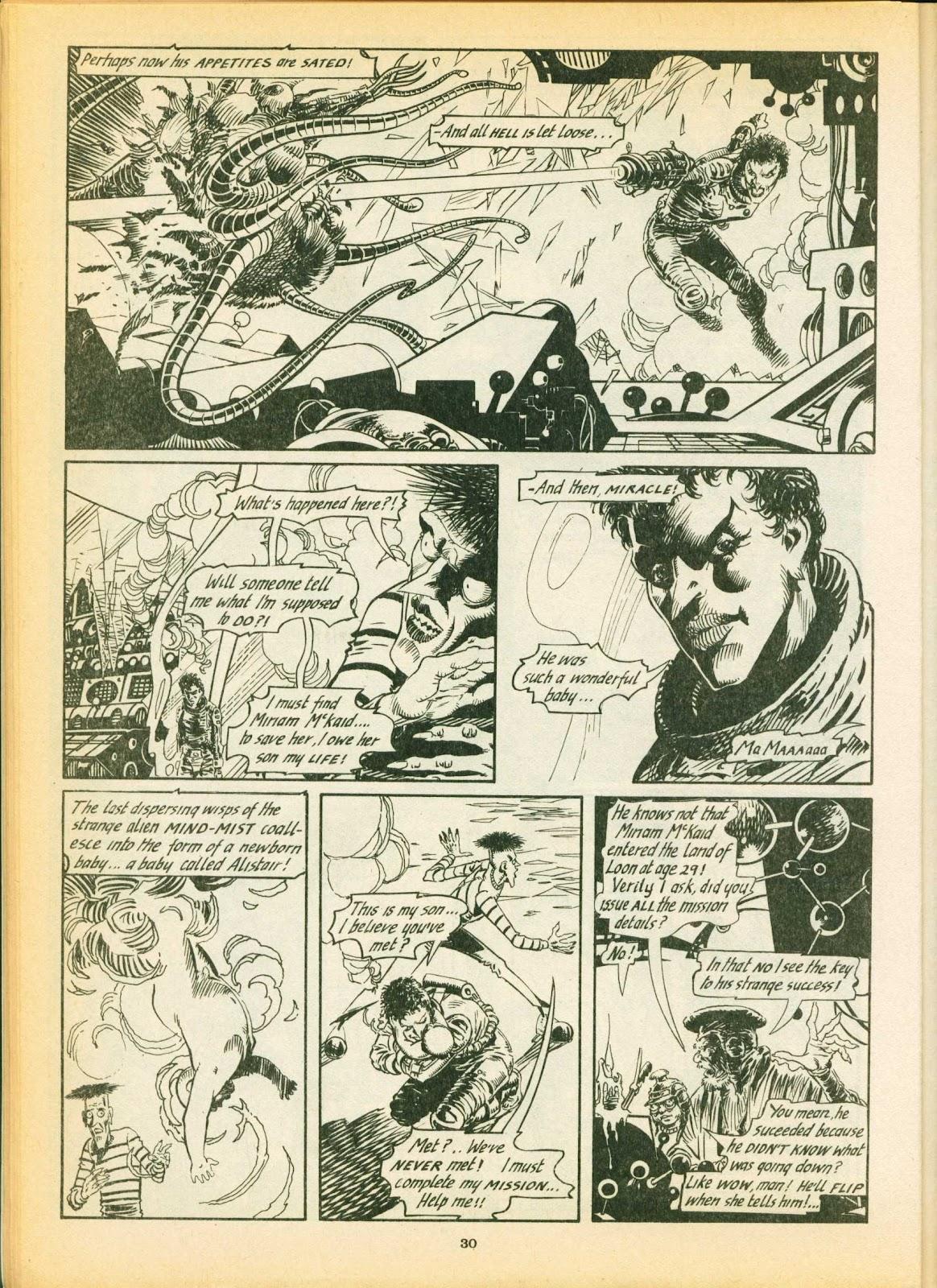 Warrior Issue #4 #5 - English 30