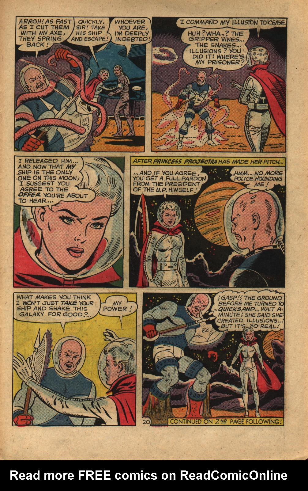 Read online Adventure Comics (1938) comic -  Issue #352 - 27