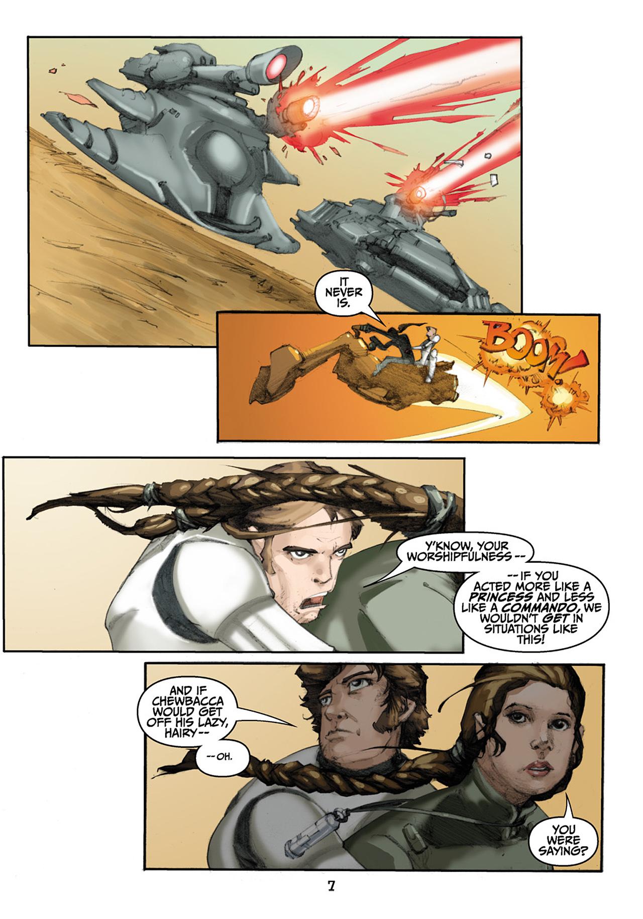 Read online Star Wars Omnibus comic -  Issue # Vol. 33 - 89