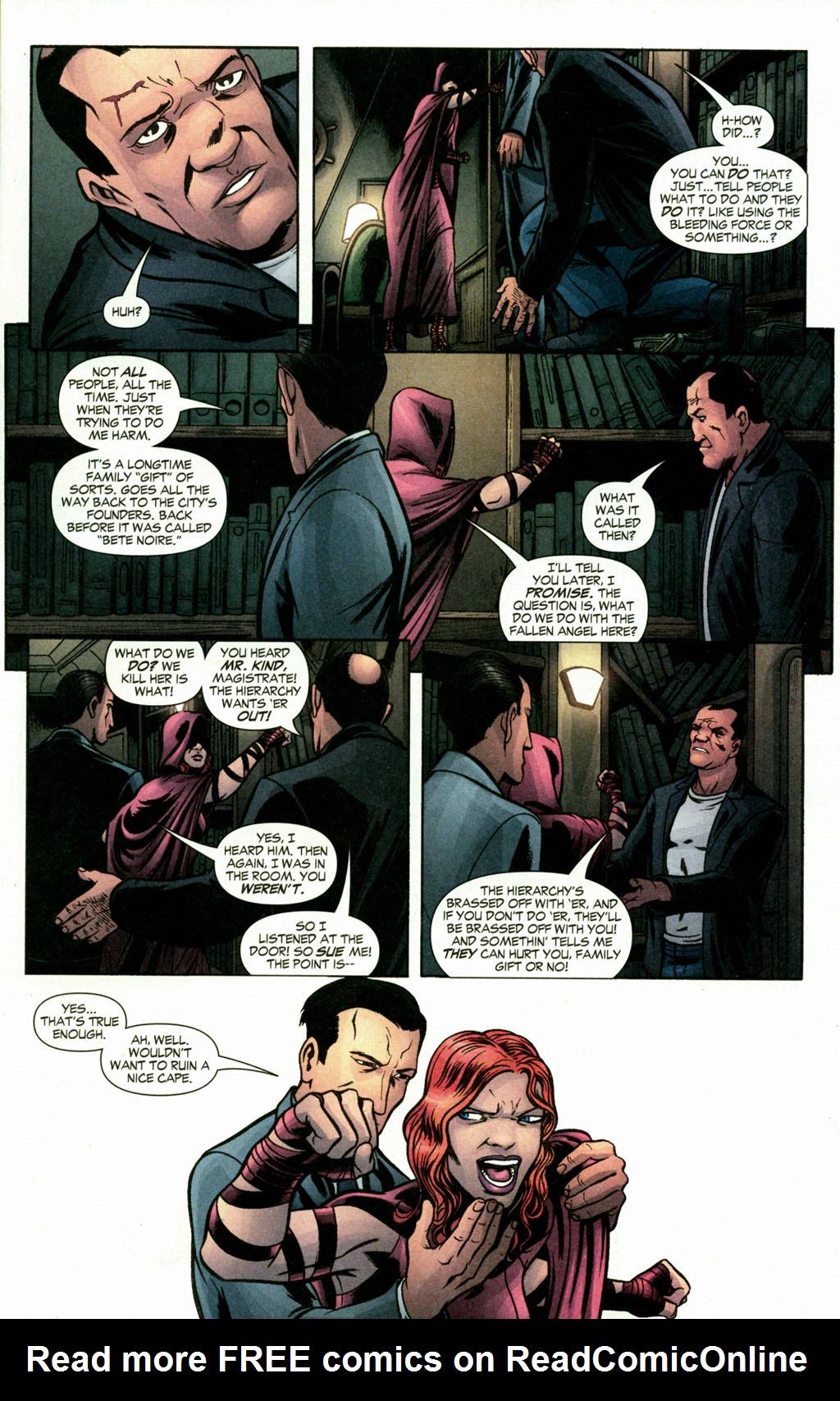 Read online Fallen Angel (2003) comic -  Issue #16 - 19
