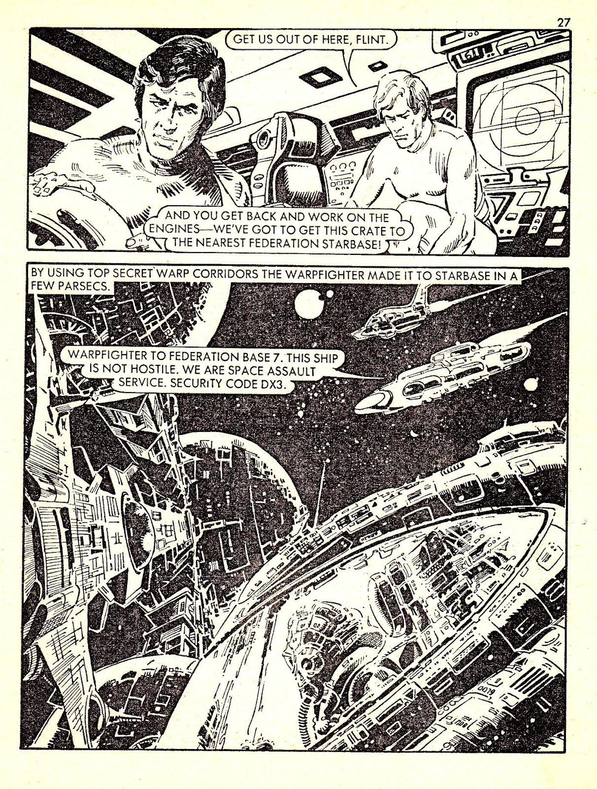 Starblazer issue 140 - Page 27