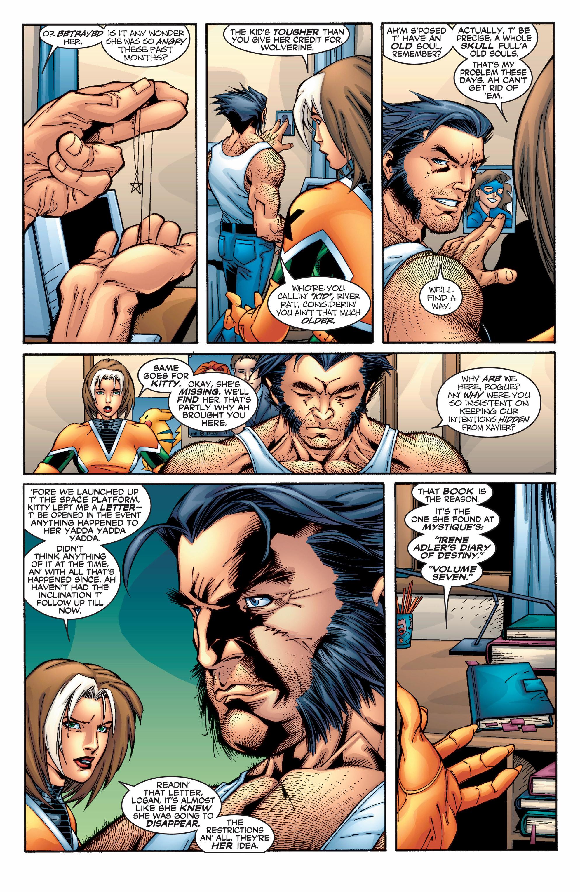 Read online Uncanny X-Men (1963) comic -  Issue #389 - 15