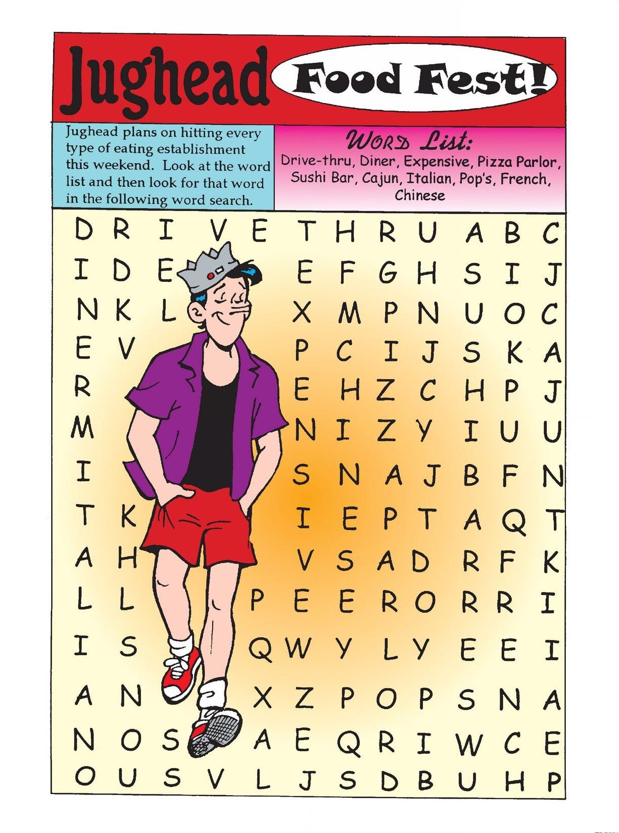 Read online Archie 1000 Page Comics Bonanza comic -  Issue #3 (Part 1) - 32