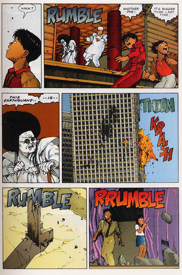 Read online Akira comic -  Issue #25 - 12