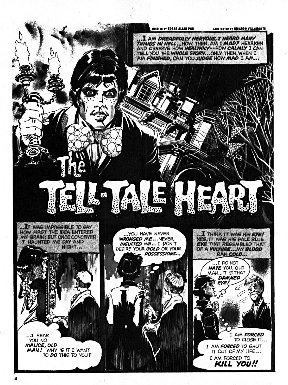 Scream (1973) issue 8 - Page 4