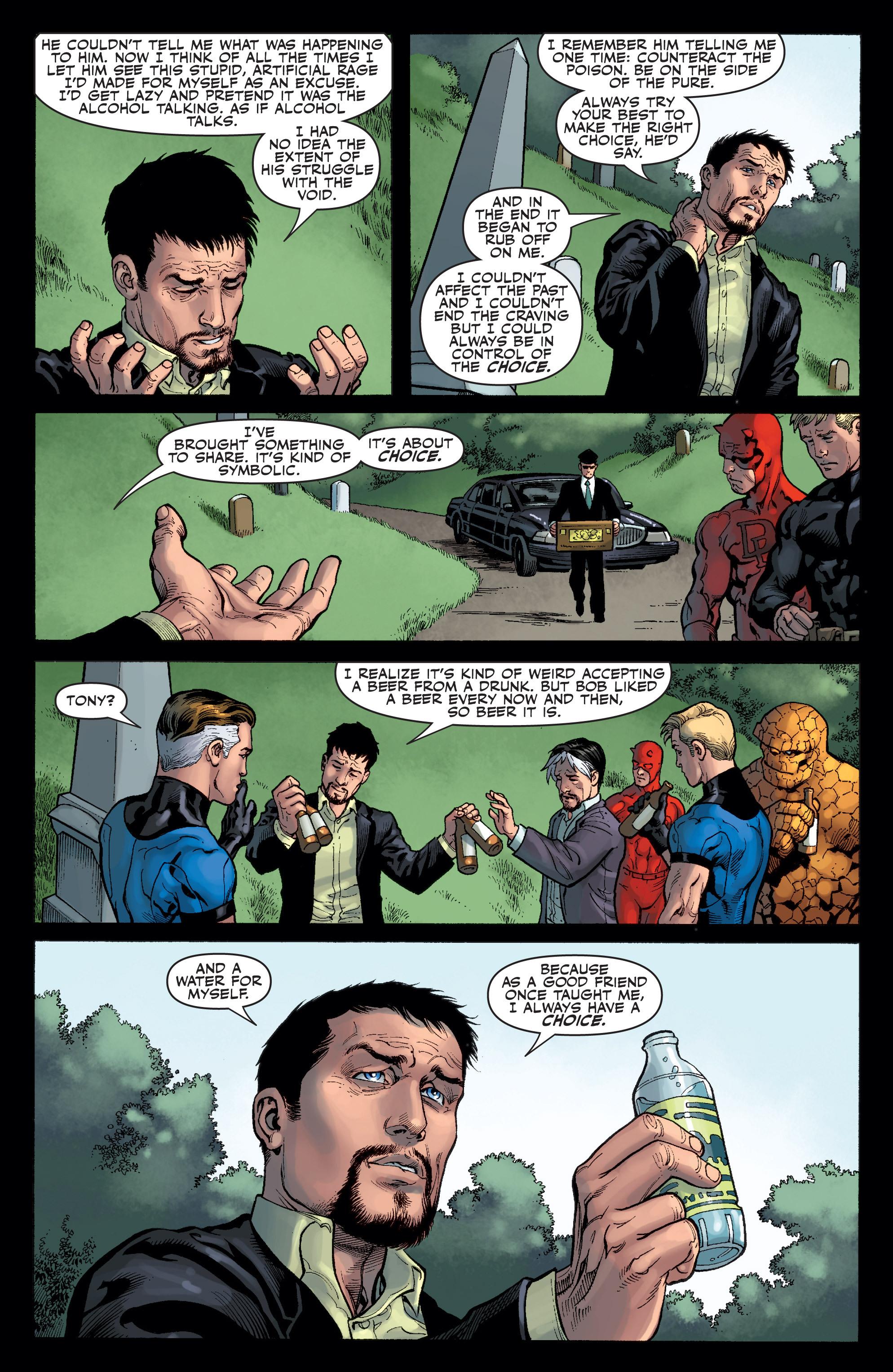 Read online Sentry: Fallen Sun comic -  Issue # Full - 9