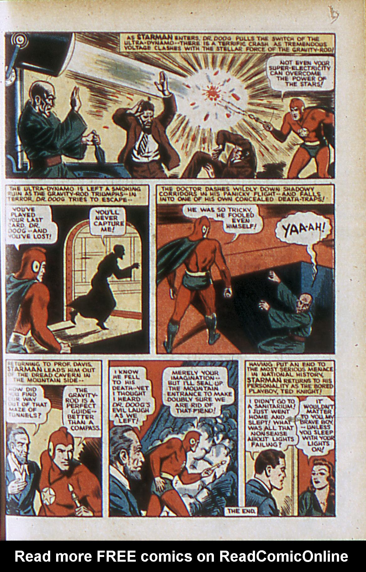 Read online Adventure Comics (1938) comic -  Issue #61 - 12