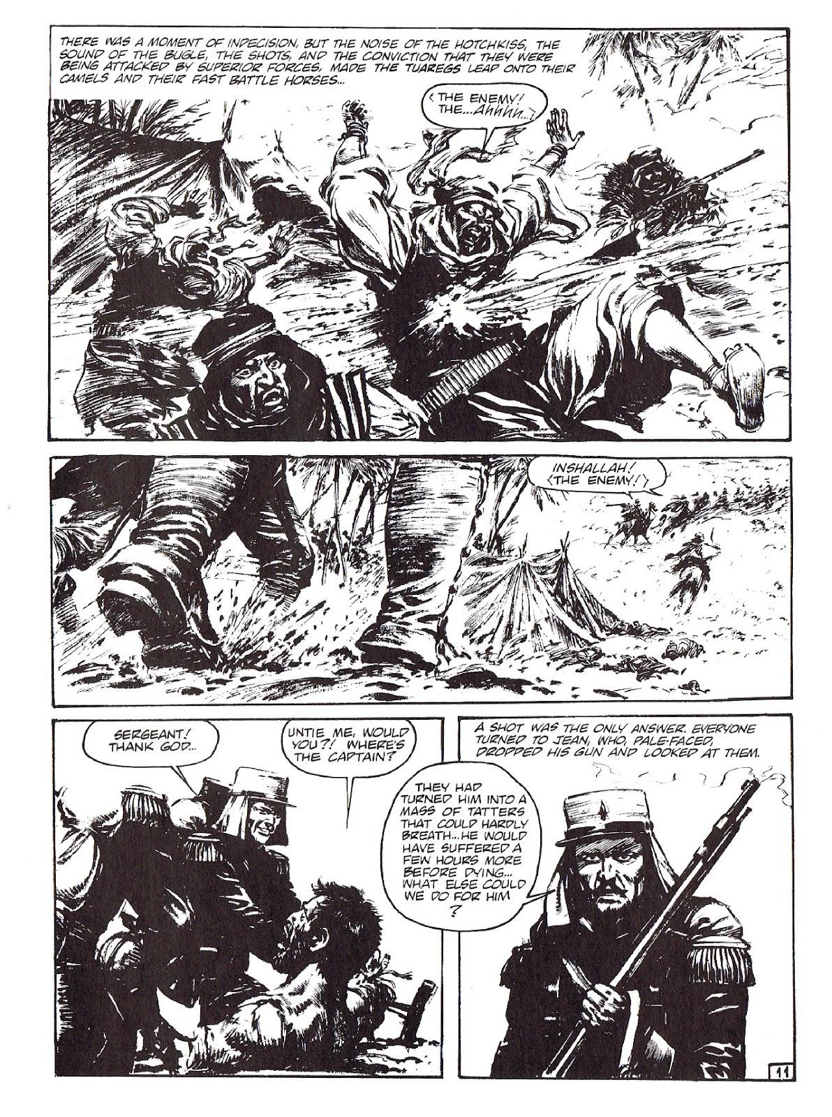 Read online Merchants of Death comic -  Issue #4 - 13