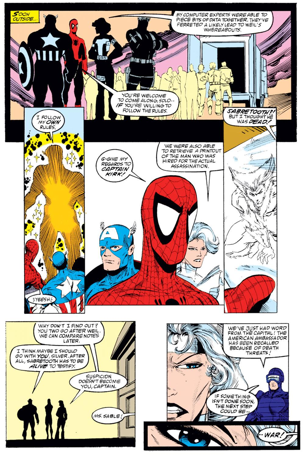 The Amazing Spider-Man (1963) 323 Page 22