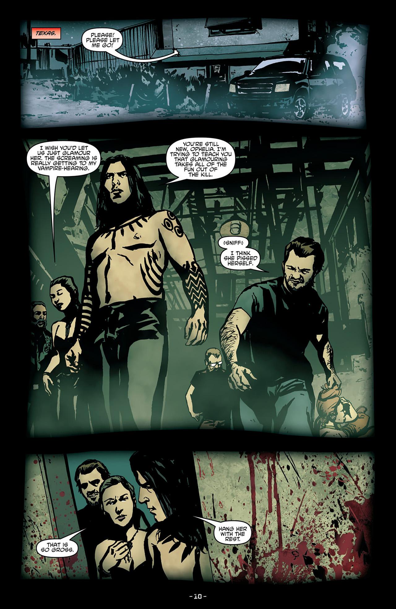 Read online True Blood (2012) comic -  Issue #2 - 12