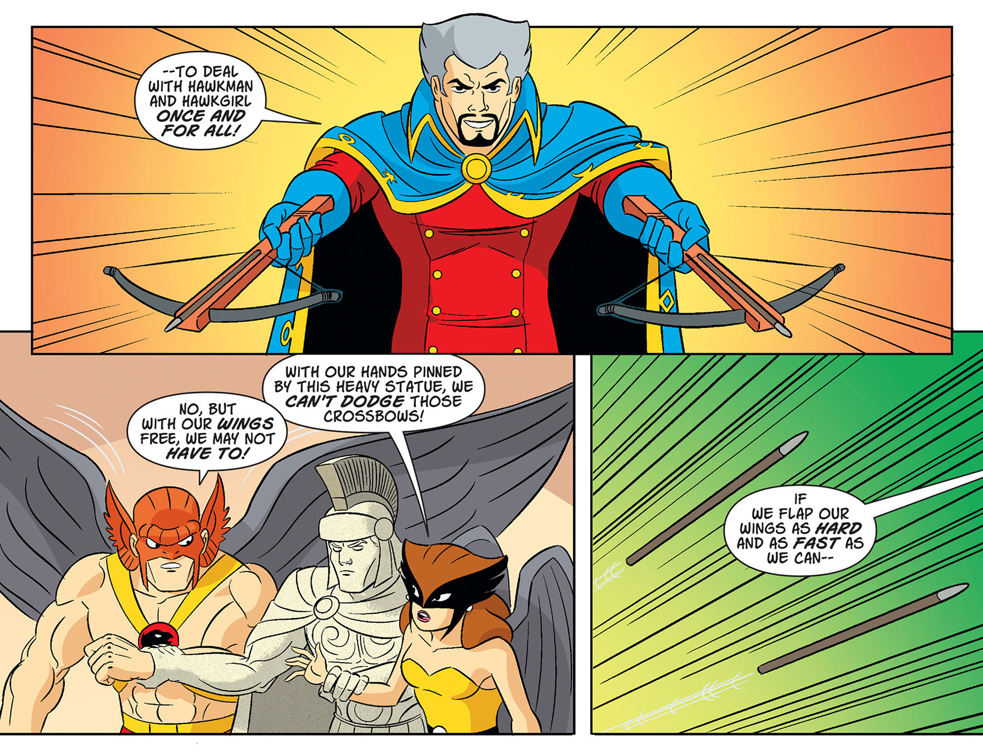 Read online Scooby-Doo! Team-Up comic -  Issue #34 - 10