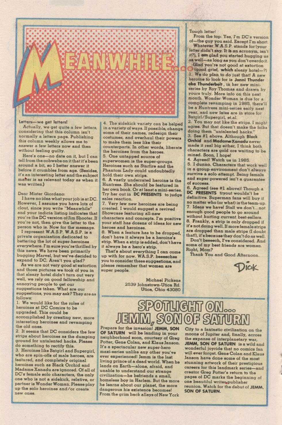 Read online Atari Force (1984) comic -  Issue #9 - 15
