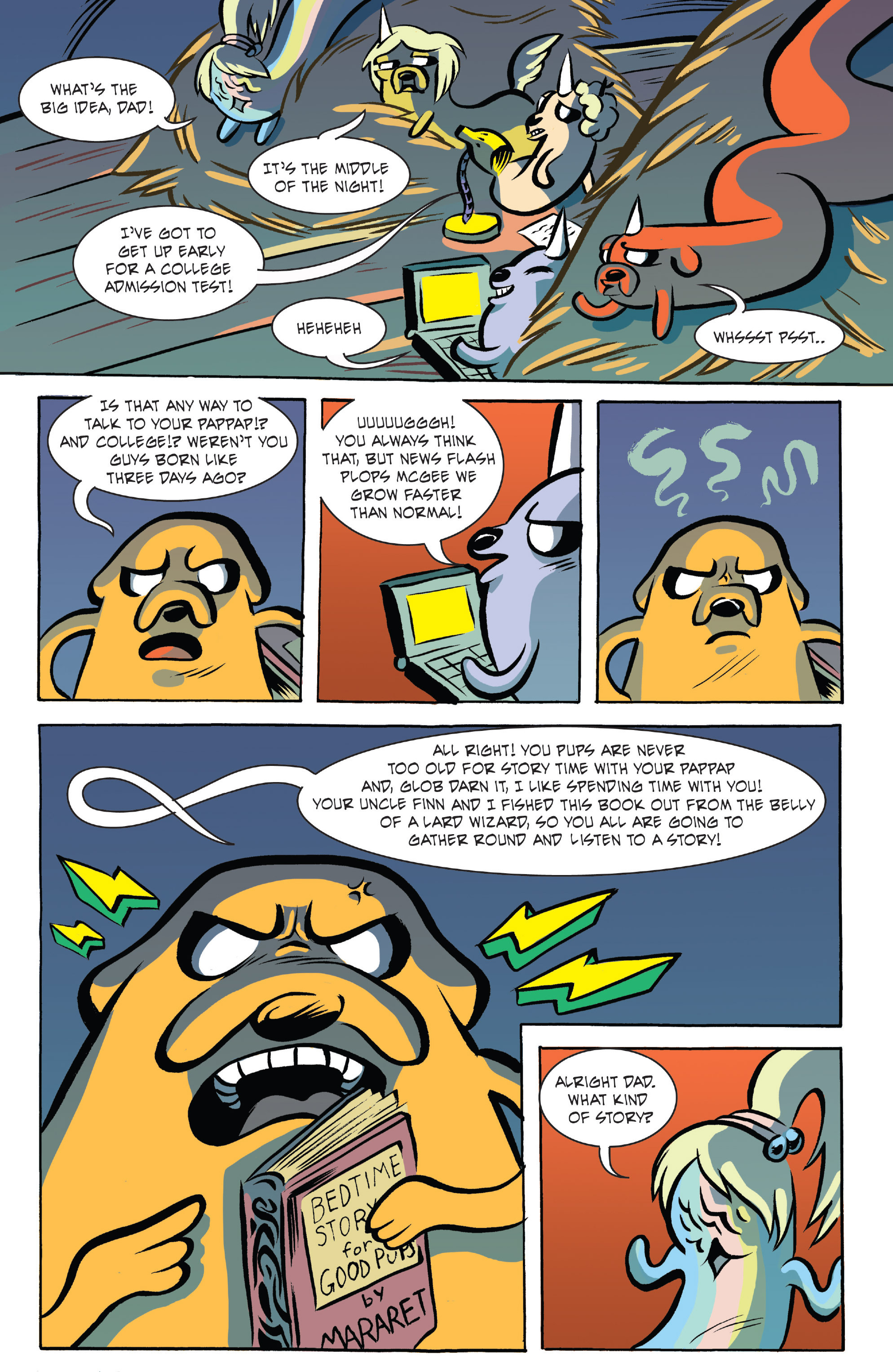 Adventure Time 44 Page 19